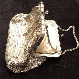 Whiting & Davis Co. Mesh Bag Mini Clutch